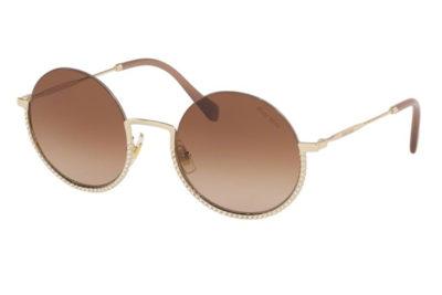 Miu Miu 69US ZVN1Z1 52 Women's Sunglasses
