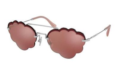 Miu Miu 57US 1BC177 58 Women's Sunglasses