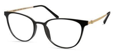 Modo 7000 black gold 50 Women's Eyeglasses