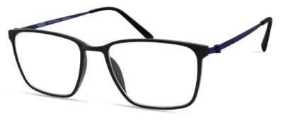 Modo 7008 matt black 53 Men's Eyeglasses