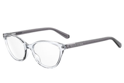 Moschino Love Mol545 900/17 CRYSTAL 52 Women's Eyeglasses
