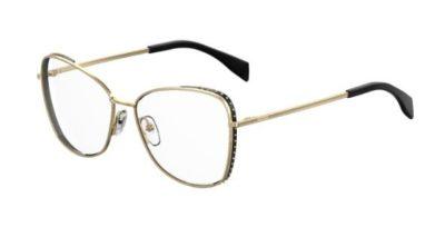 Moschino Mos516 J5G/15 GOLD 56 Women's Eyeglasses
