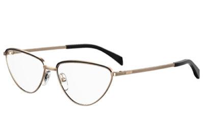Moschino Mos544 000/14 ROSE GOLD 55 Women's Eyeglasses