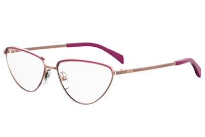 Moschino Mos544 MU1/14 FUCHSIA 55 Women's Eyeglasses