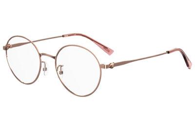 Moschino Mos565/f DDB/20 GOLD COPPER 51 Women's Eyeglasses