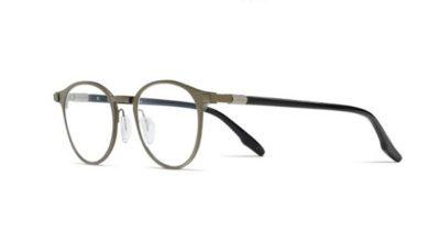 Safilo Forgia 01 6OM/20 MTBRNZ MTBK 48 Men's Eyeglasses