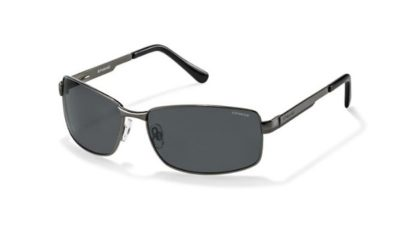 Polaroid P4416 B9W/Y2 GUN 63 Men's Sunglasses