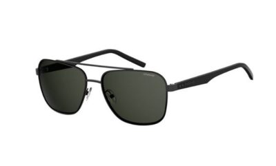 Polaroid Pld 2044/s 807/M9 BLACK 60 Men's Sunglasses