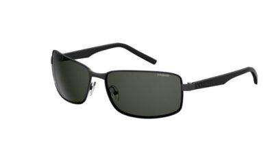 Polaroid Pld 2045/s 807/M9 BLACK 63 Men's Sunglasses