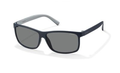 Polaroid Pld 3010/s LLU/C3 DKBLUE GREY 59 Men's Sunglasses