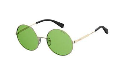 Polaroid Pld 4052/s 1ED/UC GREEN 55 Women's Sunglasses