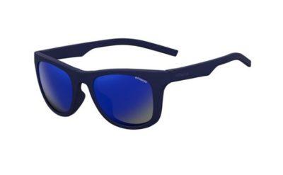Polaroid Pld 7020/s PJP/5X BLUE 52 Unisex Sunglasses