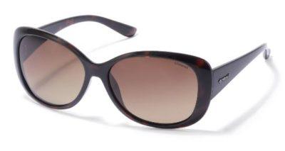 Polaroid P8317 0BM/LA HAVANA 58 Women's Sunglasses