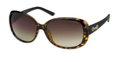 Polaroid P8430 581/LA HAVANA BLCK 58 Women's Sunglasses