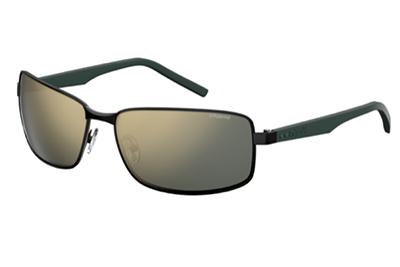 Polaroid Pld 2045/s 003/LM MATT BLACK 63 Men's Sunglasses