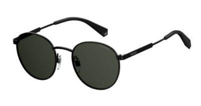 Polaroid Pld 2053/s 807/M9 BLACK 51 Unisex Sunglasses