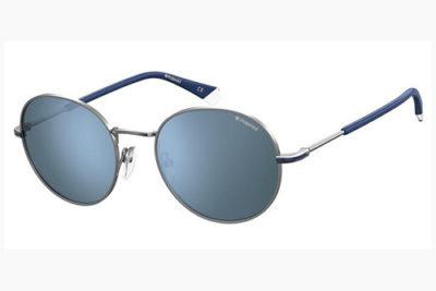 Polaroid Pld 2093/g/s 6LB/XN RUTHENIUM 54 Unisex Sunglasses