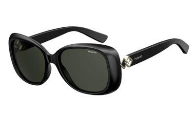 Polaroid Pld 4051/s 807/M9 BLACK 55 Women's Sunglasses