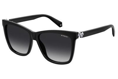 Polaroid Pld 4078/s/x 807/WJ BLACK 56 Women's Sunglasses
