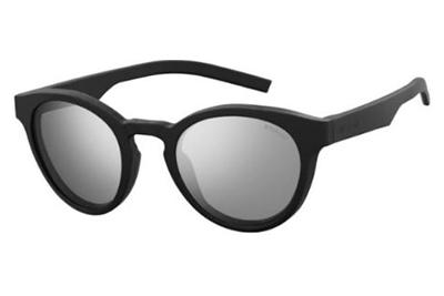 Polaroid Pld 7021/s 807/EX BLACK 49 Unisex Sunglasses