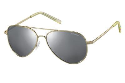 Polaroid Pld 8015/n J5G/JB GOLD 52 Kids Sunglasses