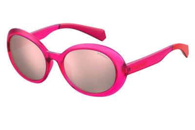 Polaroid Pld 8033/s MU1/0J FUCHSIA 49 Women's Sunglasses