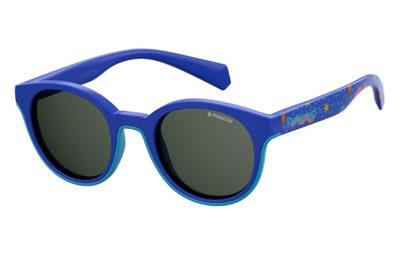 Polaroid Pld 8036/s PJP/M9 BLUE 42 Kids Sunglasses