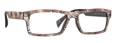 Pop Line IV007.PLM.071 palme grey 53 Eyeglasses