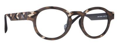 Pop Line IV009.SNK.044 snake brown 48 Eyeglasses