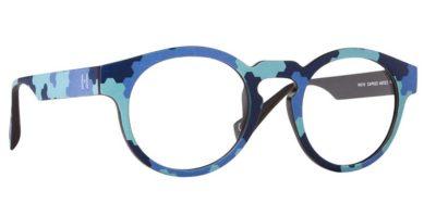 Pop Line IV010.CAP.022 camo api blue 48 Eyeglasses