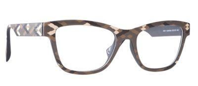 Pop Line IV011.SNK.044 snake brown 52 Eyeglasses