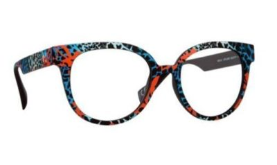 Pop Line IV012.CFL.055 camo flow orange 52 Eyeglasses