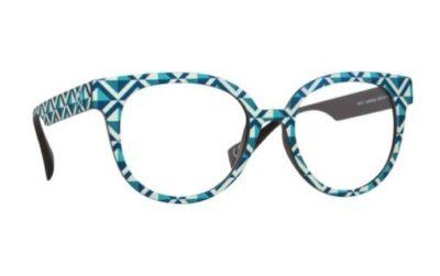 Pop Line IV012.QDR.036 quadri aquagreen 52 Eyeglasses