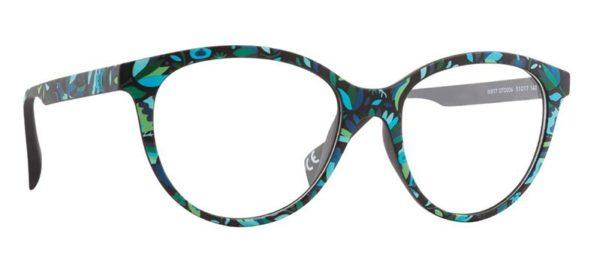Pop Line IV017.OTO.036 otomi aqua green 51 Eyeglasses