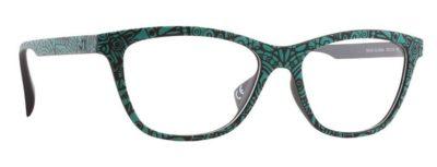 Pop Line IV018.CLD.036 calendario aqua green 52 Eyeglasses