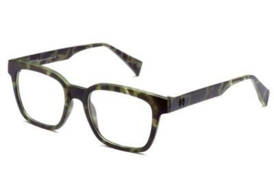 Pop Line IV037.035.000 havana green matte 49 Eyeglasses