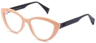 Pop Line IV039.011.009 powder and black matte 51 Eyeglasses
