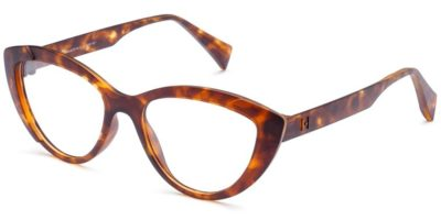 Pop Line IV039.092.000 havana brown matte 51 Eyeglasses