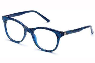 Pop Line IV053.HEN.022 henne' blue 50 Eyeglasses