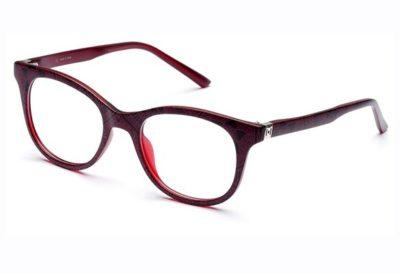 Pop Line IV053.HEO.055 henne' orange 50 Eyeglasses