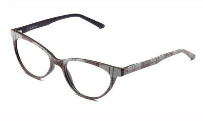 Pop Line IV054.TRT.071 grey tartan 52 Eyeglasses