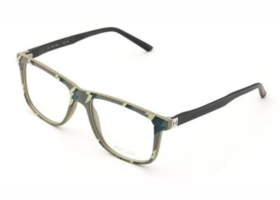 Pop Line IV057.FLS.030 army flash 53 Eyeglasses