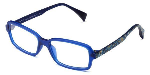 Pop Line IVB001.TRO.022 tribal opti blue 49 Eyeglasses