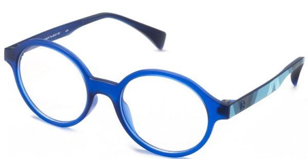 Pop Line IVB003.TGS.022 triangles blue 44 Eyeglasses