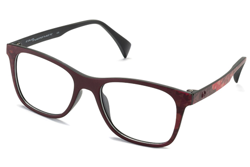Pop Line IVB004.FLO.051 flight opti red 48 Eyeglasses