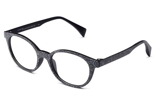 Pop Line IVB010.CRL.009 circles black 47 Eyeglasses