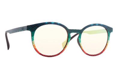 Pop Line IS019.TST.020 tessuti royal blue 52 Sunglasses
