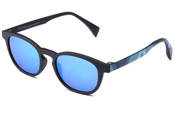 Pop Line ISB003.TGS.022 triangles blue 45 Sunglasses