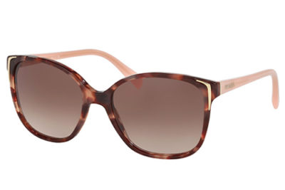 Prada 01OS UE00A6 55 Women's Sunglasses
