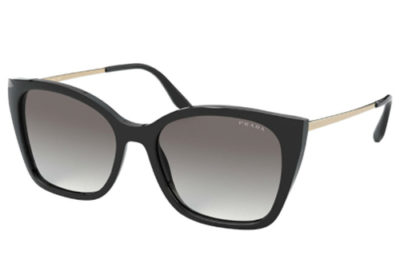 Prada 12XS Sunglasses 1AB0A7 54 Woman